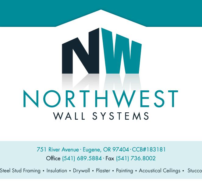 Northwest Wall Systems | Steel Stud Framing | Insulation | Drywall | Plaster | Painting | Acoutical Ceilings | Stucco